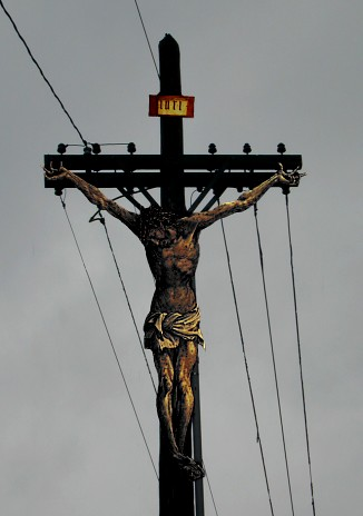 jesus of the electric | by striatic