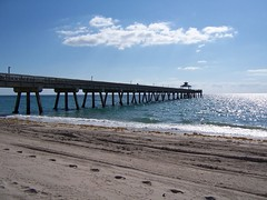 Deerfield beach fishing pier hherbzilla flickr for Deerfield beach fishing pier