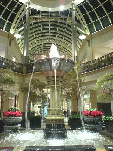 A cathedral to Consumerism aka King of Prussia Mall
