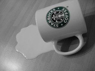 starbucks mug | by Smithcam