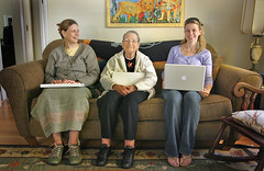 3 Generations, 1 MacBook | by lyzadanger