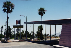 Palm Springs - Tramway Gas Station -  1997 | by Denna Jones