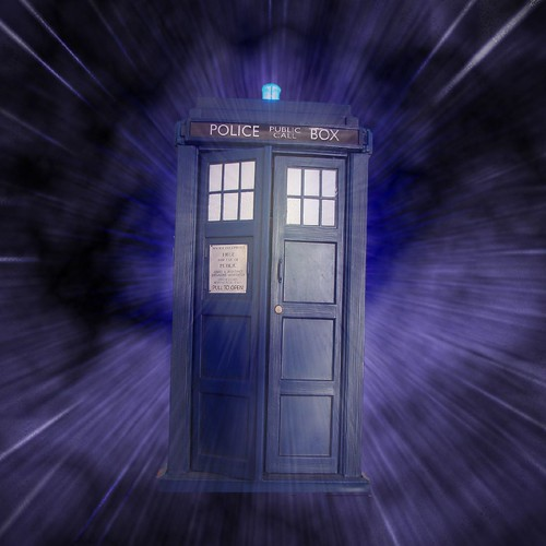 Dr Who | by aussiegall