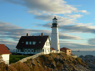 Portland Headlight & Ram Island Ledge Lighthouse | by jimmywayne