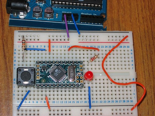 Arduino Mini - circuit 3 (added reset) | by neillzero