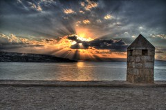 Venician Fort sunset - HDR Remix II | by stoicviking