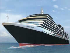 Queen Victoria, Cunard's newest cruise ship | by Bruce Tuten