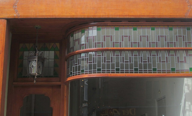 Groningen Curved Glass