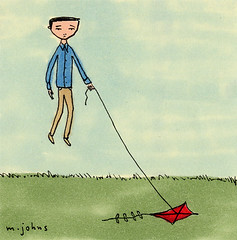 kite | by Marc Johns
