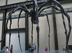 Louise Bourgeois Spider at the Tate Modern 111_1191a | by normko