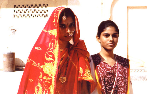Rajasthani Women | by The Wandering Angel
