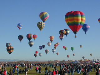 2002 Albuquerque International Balloon Fiesta -- DSCN0249 | by Corvair Owner