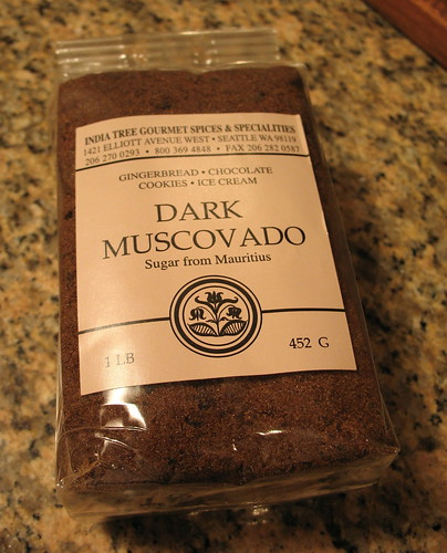 dark Muscovado sugar | I bought this for my pumpkin pie. | tiny ...
