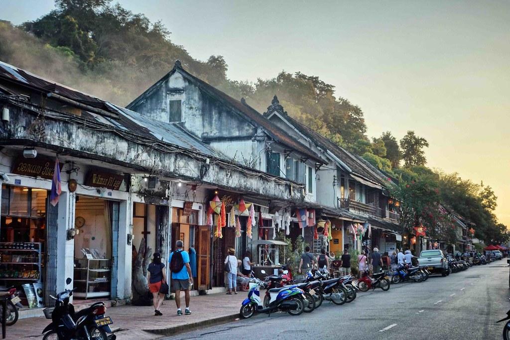 Luang Prabang Street 2