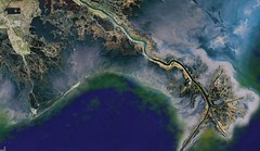 Mississippi River Delta | by tobo