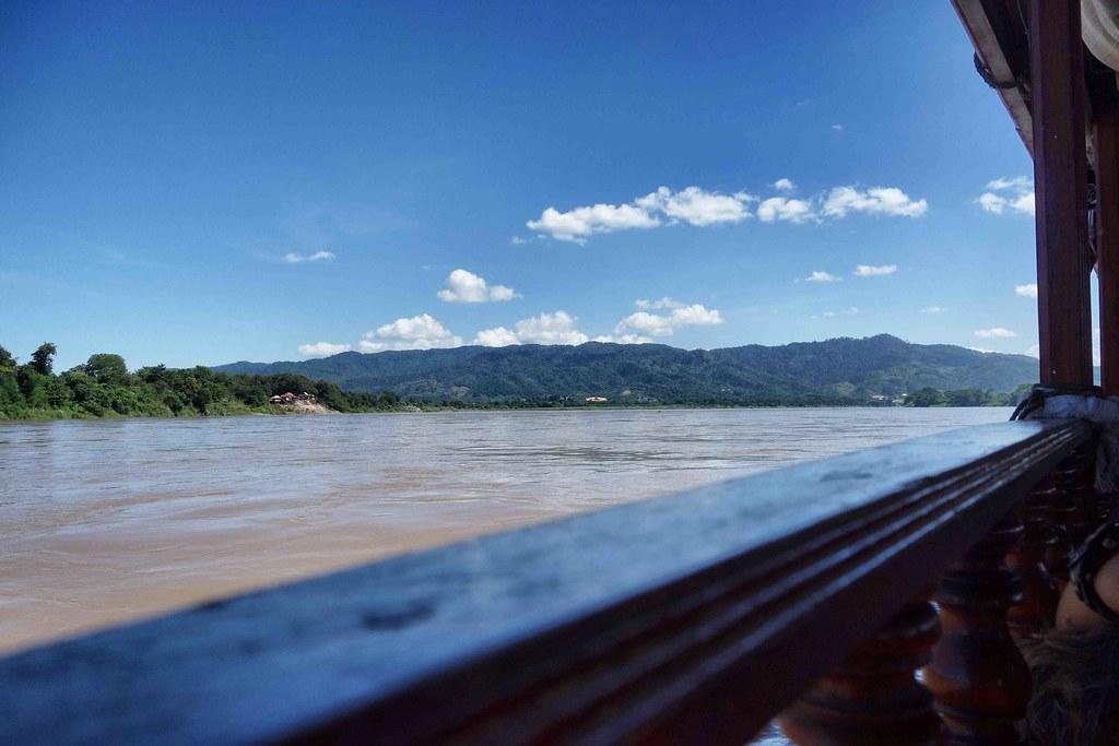 Vers Luang Prabang sur le Mekong 1