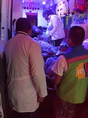 Ataque antiminero en Panantza dejó un policía fallecido y siete heridos