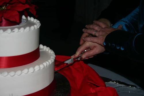 Gnome Wedding Cake
