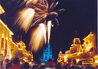 Disney World Fireworks | by exemplaryphotos