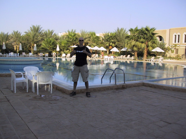 Five Star Resort, Tozeur, Tunisia