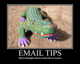 Email Tips: Send messages others would like to receive | by planeta