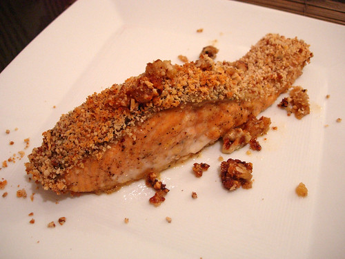 Salmon Bake with Pecan Crunch Coating | 02.01.07 : Another ...