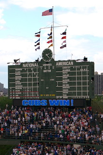 Cubs Win! | by brianteutsch