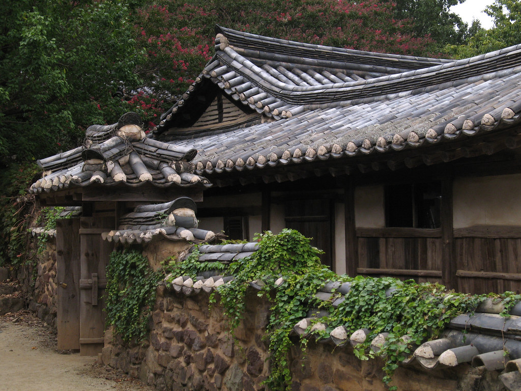 Old Korean House