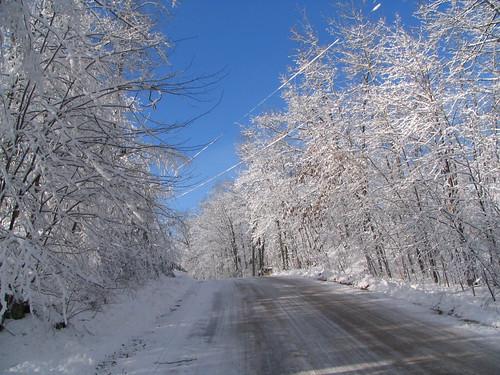 Winter Wonderland Xmas Decorations