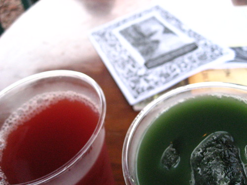 Yerba mate based drinks
