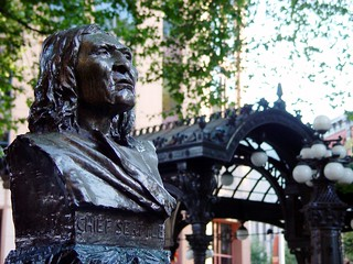 Chief Seattle | by brian glanz
