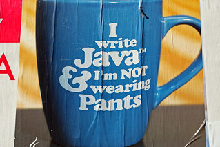 Java.equals(no pants) | by niallkennedy