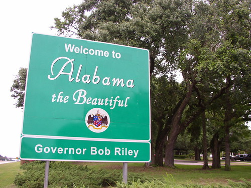 Welcome to Alabama | by The Colette