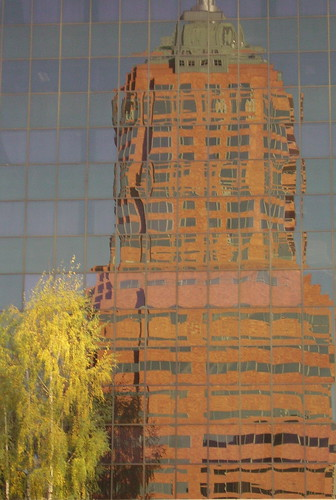 building reflections | by hystericalist