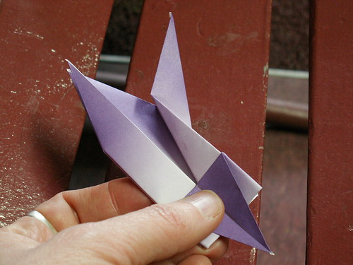 Origami pattern fleur de lys 40 flickr photo sharing - Origami fleur de lys ...