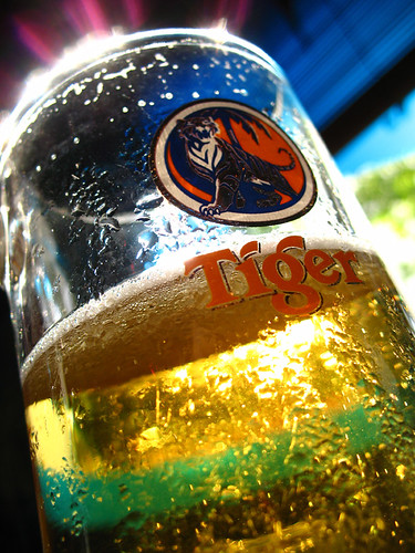 Tiger Beer from Singapore | by williamcho