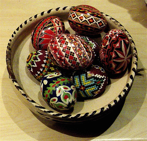 Easter Eggs (Romania) | by londonconstant