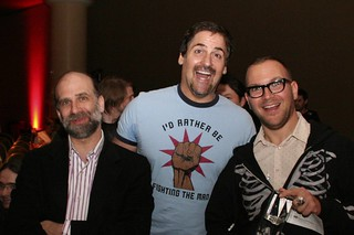 Schneier, Mark Cuban, Doctorow | by eschipul