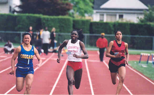 Union County Girls High School Track Plainfield,NJ | by Daniel R Talbot Photography