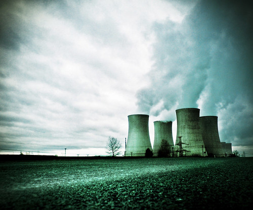 nuclear power station | by *helmen