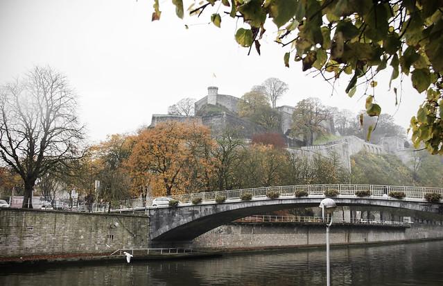 Namur town