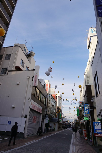Odawara sky balloon art 03