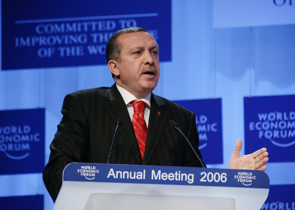 Recep Tayyip Erdogan - World Economic Forum Annual Meeting Davos 2006