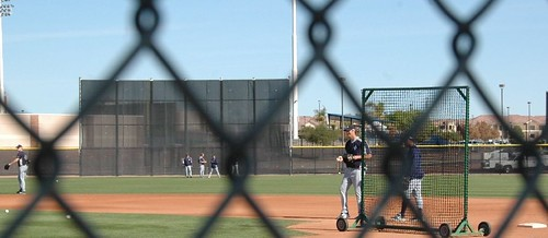 spring training morning practice 3-4-2007 # (5) | by Mark Sobba