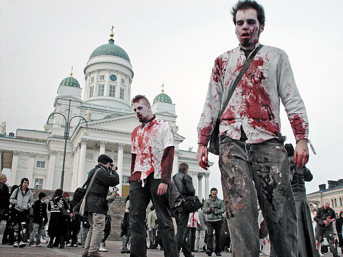 Zombie walk | by Sameli