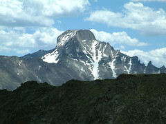 Longs Peak Trough
