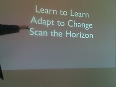 Learn, Adapt, Scan, Point | by libraryman