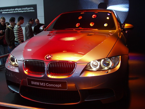 M3  bmw 2007 - geneva - concept of the E92 bmw m3 | by aid85