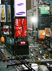 coca cola time square | by Zama Ree Do