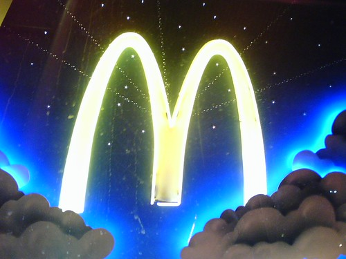 mcdonald's golden arches | by Consumerist Dot Com